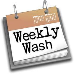 weekly wash