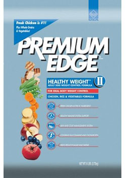 Premium Edge Healthy Weight II Weight Control Formula Chicken Flavor Adult Dry Dog Food