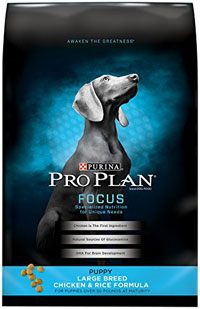 Purina Pro Plan Focus Puppy Large Breed Dry Dog Food