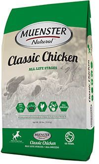 Muenster Natural Adult Dog Food