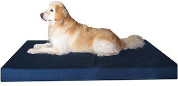 Dogbed4less Orthopedic Memory Foam Dog Bed for Small, Medium to Large Pet