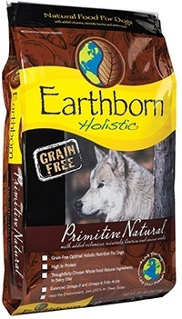 Wells Earthborn Holistic Primitive Natural Grain-Free Dog Food - 5 lb. Bag