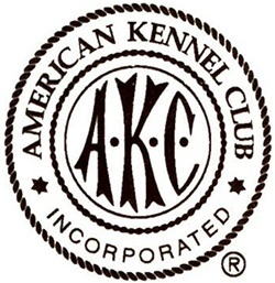 American Kennel Club registration
