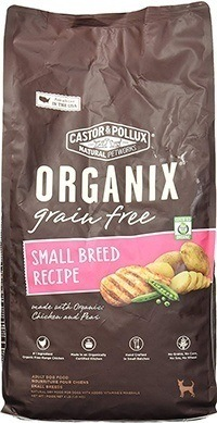 Organix Small Breed Recipe Dry Dog Food