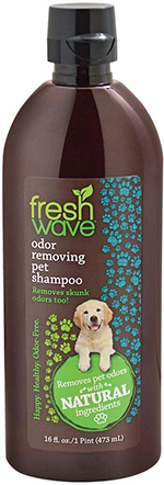 Fresh Wave Odor Removing Dog Shampoo