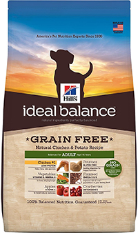 Hill's Ideal Balance Grain Free Dog Food