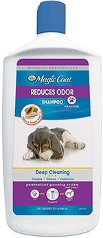 Magic Coat Reduces Odor Shampoo