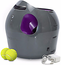 PetSafe Automatic Ball Launcher Dog Toy, Tennis Ball Throwing Machine Dogs In Easy-Open Packaging