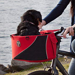 DoggyRide Cocoon Bike Basket for Pets