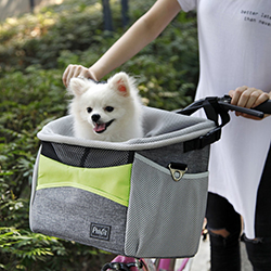 Petsfit Dog Baskets/Pet Carrier for Bicycle