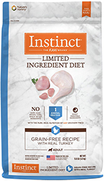 Instinct Be Natural Recipe Natural Dry Dog Food by Nature's Variety Formerly Prairie by Nature's Variety