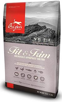 Orijen Fit and Trim Dry Dog Food