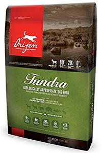 Orijen Tundra Wholeprey Grain-Free Dog Food