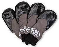 Grippers Non Slip Dog Socks | Traction Control for Indoor Wear | Dog Paw Protection | Non Skid Dog Booties Grip