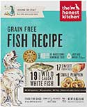 Honest Kitchen Human Grade Dehydrated Grain Free Fish Dog Food