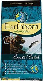 Earthborn Holistic Coastal Catch Grain-Free Natural Dry Dog Food