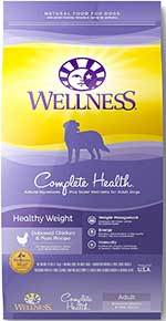 Wellness Complete Health Healthy Weight Deboned Chicken & Peas Recipe Dry Dog Food