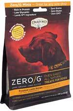 Darford Zero G Minis Roasted Lamb Dog Treats