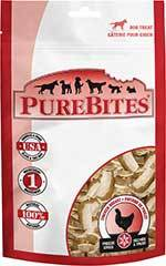 PureBites Chicken Breast Freeze-Dried Raw Dog Treats