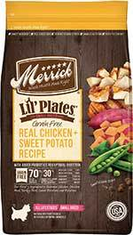 Merrick Lil' Plates Grain-Free Real Chicken & Sweet Potato Dry Dog Food