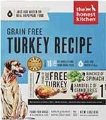 The Honest Kitchen Grain-Free Turkey Recipe Dehydrated Dog Food