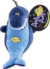 Multipet Deedle Dude Singing Plush Dog Toy