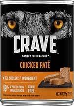 rave Chicken Pate Grain-Free Canned Dog Food