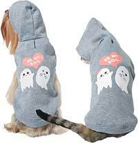 Frisco Be My Boo Dog & Cat Hoodie