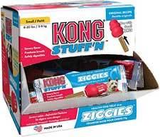 KONG Stuff'N Ziggies Dog Treats