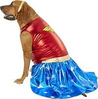 Rubie's Costume Company Wonder Woman Dog & Cat Costume