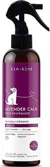 kin+kind Lavender Calm Dog Odor Neutralizer Spray