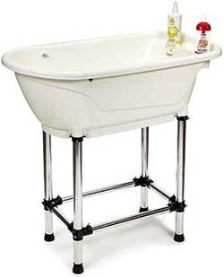 Master Equipment Bathe & Go Dog Grooming Tub