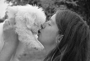 dog dislikes smelly breath