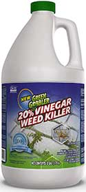 Green Gobbler Vinegar Weed & Grass Killer Natural and Organic Weed & Grass Killer 1 Gallon