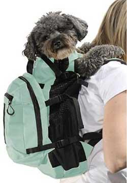 K9 Sport Sack Air Plus 2 Forward Facing Dog Carrier Backpack